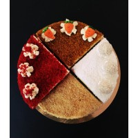 Торт четвертинка
