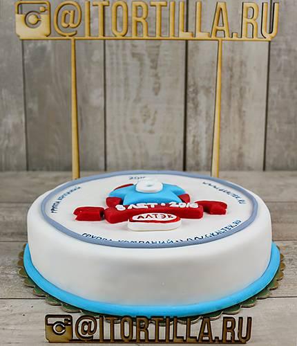 Корпоративный торт Алтэк