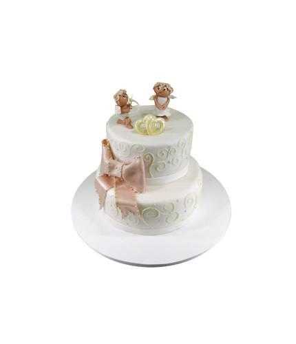 Торт Ангелочки