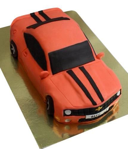 Торт Chevrolet Camaro