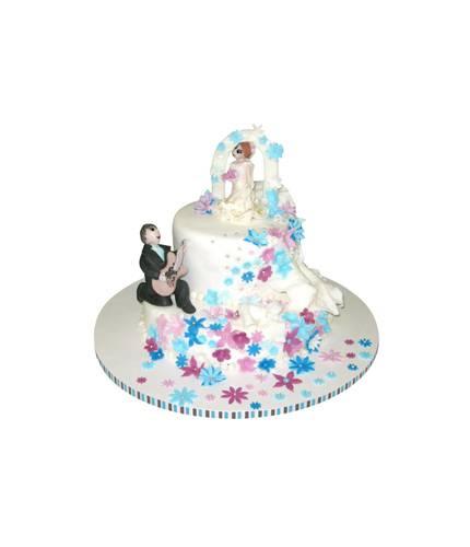 Торт Серенада невесте