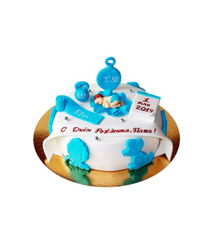 Торт Рождения ребёнка