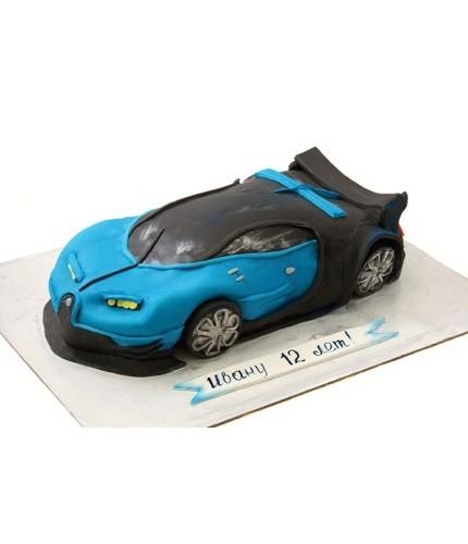 Торт Bugatti