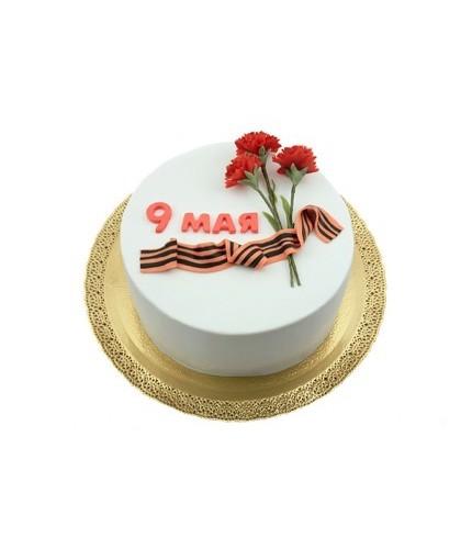Торт на 9 Мая