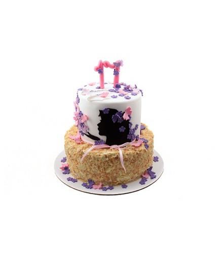 Торт на 11 лет