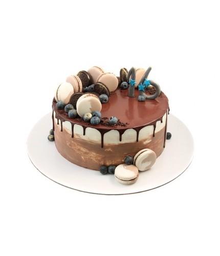 Торт моношоколад