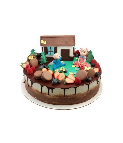 Торт для малыши