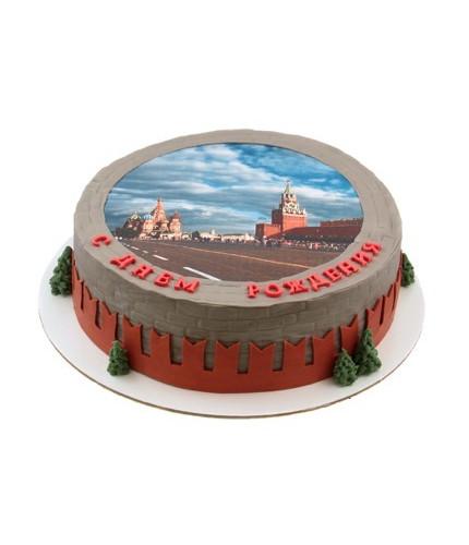 Торт Красная Площадь