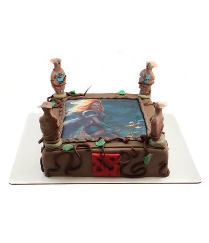 Торт Дота
