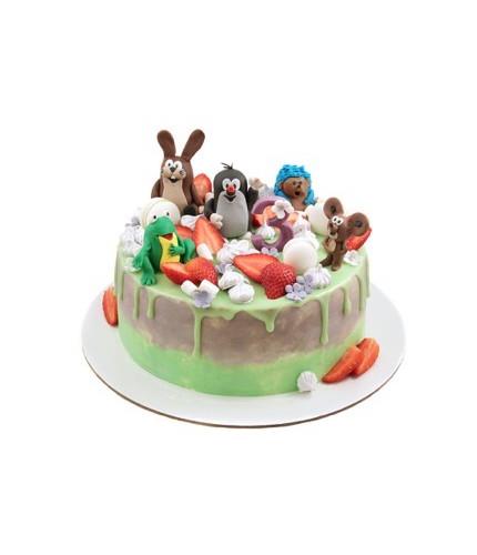 Торт Крот