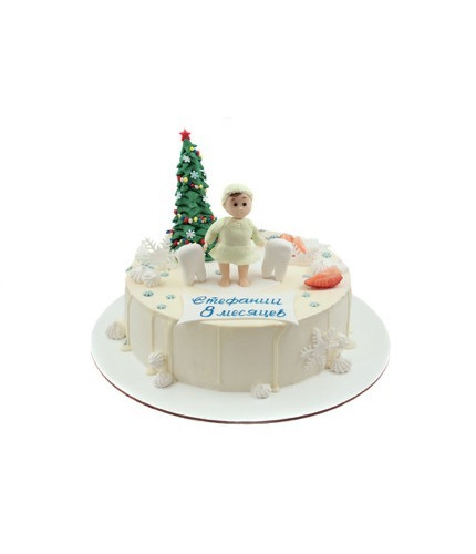 Торт на 8 месяцев