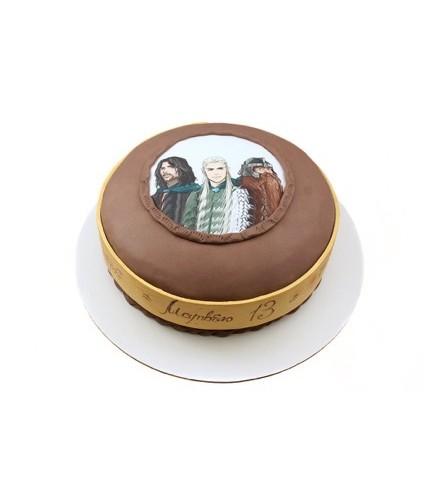 Торт Властелин колец