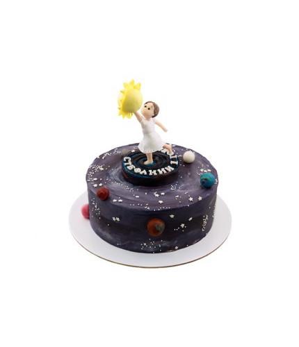 Торт космический