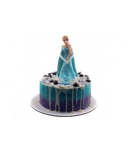 Торт Эльза