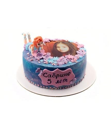 Торт Винкс