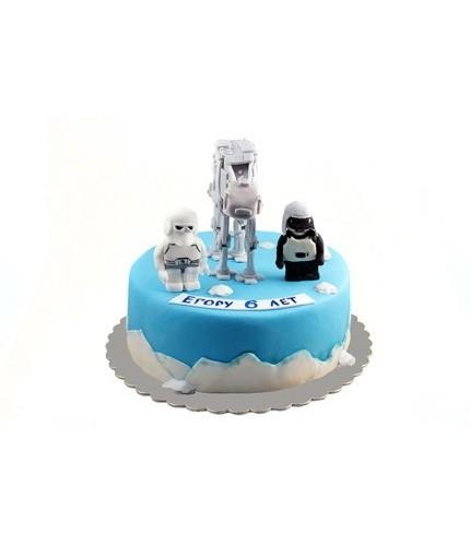 Торт Звёздные воины