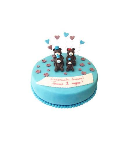 Торт Счастливы вместе