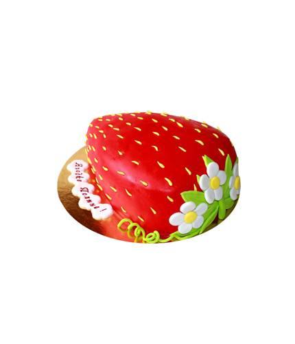 Торт Земляника