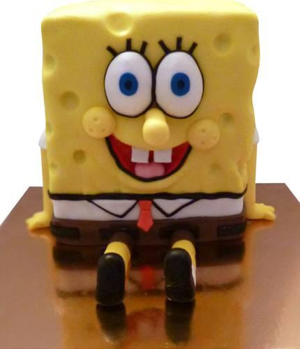 Торт Спанч Боб