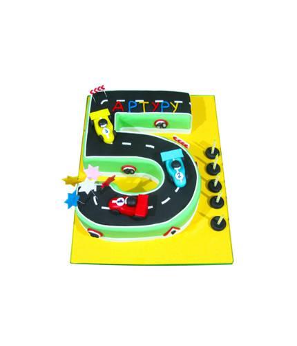 Торт Формула 1