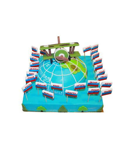 Торт Лётчик