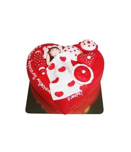 Торт От любимой
