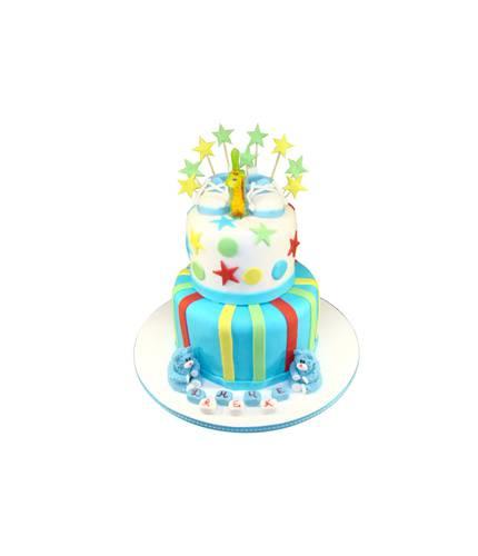 Детский торт Праздник
