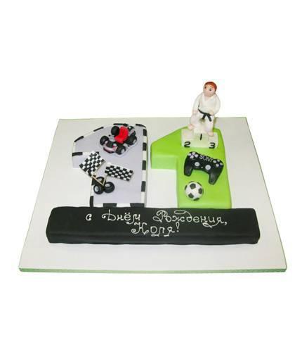 Торт Виды спорта