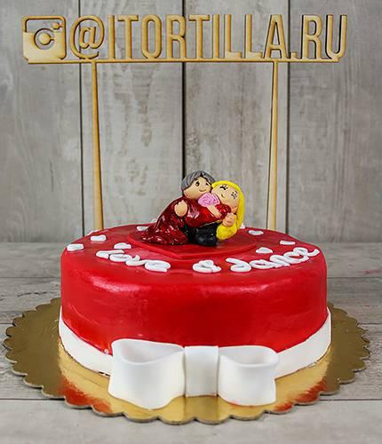 Торт хорошо вместе
