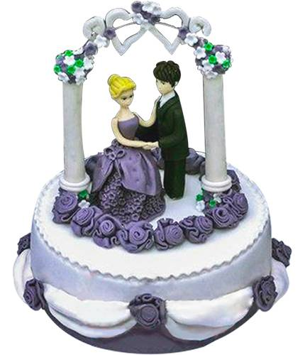 Торт с аркой