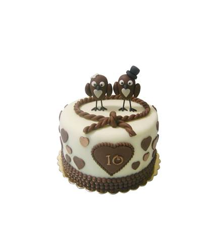 Торт Птенчики