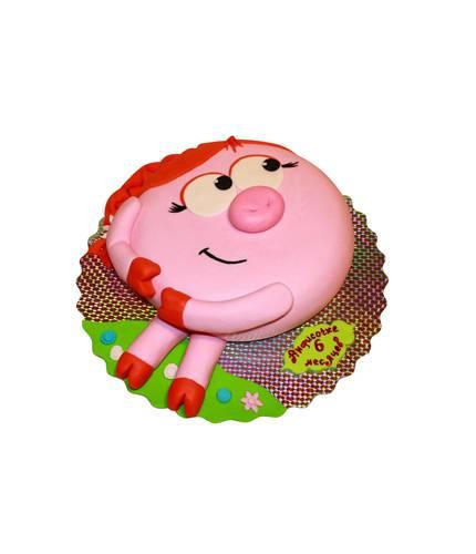 Торт Смешарик