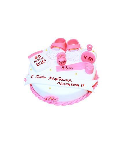 Торт на День Рождение дочери